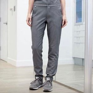 FIGS Tokha Trouser Pant in Graphite